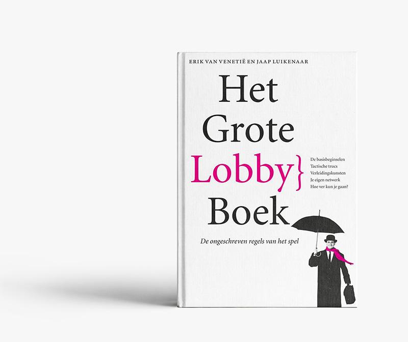 boek het grote lobbyboek