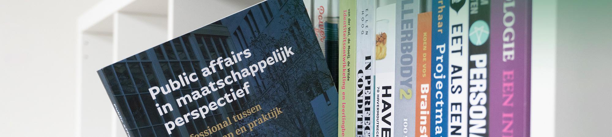 boek over public affairs en lobbyen