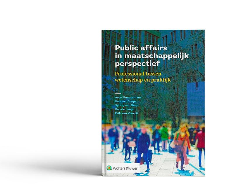 boek public affairs in maatschappelijk perspectief