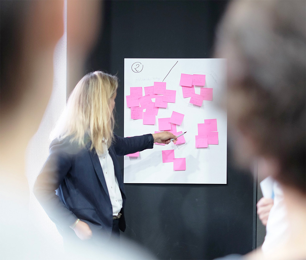 strategie creatieve stakeholdersessie